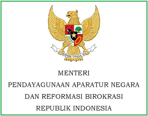 Nomenklatur Jabatan Pelaksana bagi Pegawai Negeri Sipil di Lingkungan Instansi Pemerintah